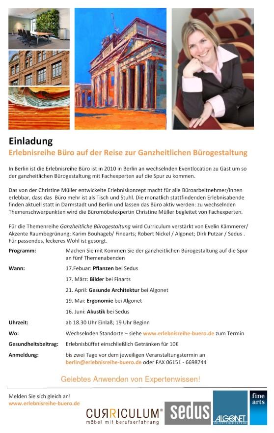 Berliner Einladung 2010